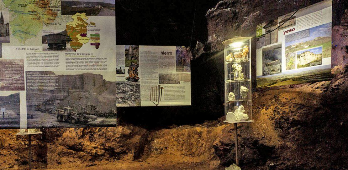 Museo de minerales